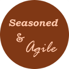 Blog: Seasoned & Agile